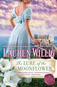 The Lure of the Moonflower by Lauren Willig 2015 x 200