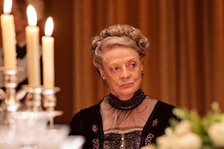 Downton Dowager Countess Violet x 450