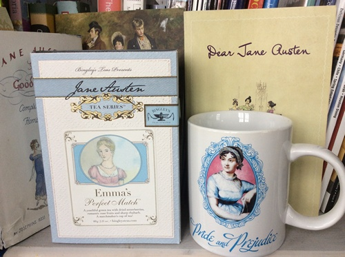 Bingleys Teas gift Jane Austen Day 2015 x 500