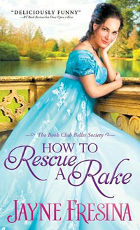 How to Rescue a Rake by Jayne Fresina 2016 x 200