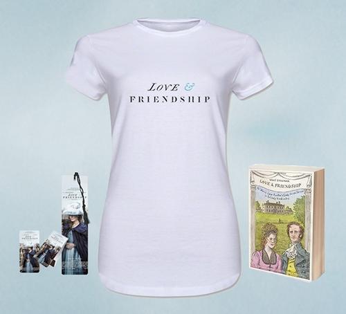 Love & Friendship - Prize Pack x 500