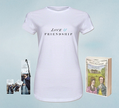 Love & Friendship - Prize Pack x 500