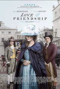 Love & Friendship (2016) poster 2016 x 200