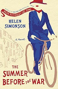 The Summer Before the War by Helen Simonson 2016 x 200