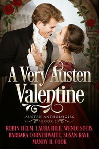 a very austen valentine book 2 x 200