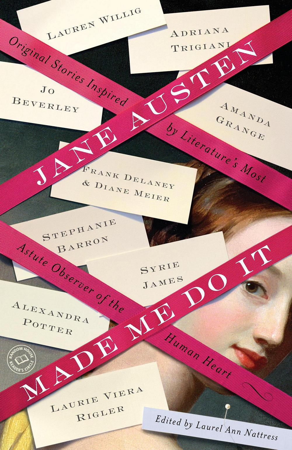 Cover of Jane Austen Made Me Do It