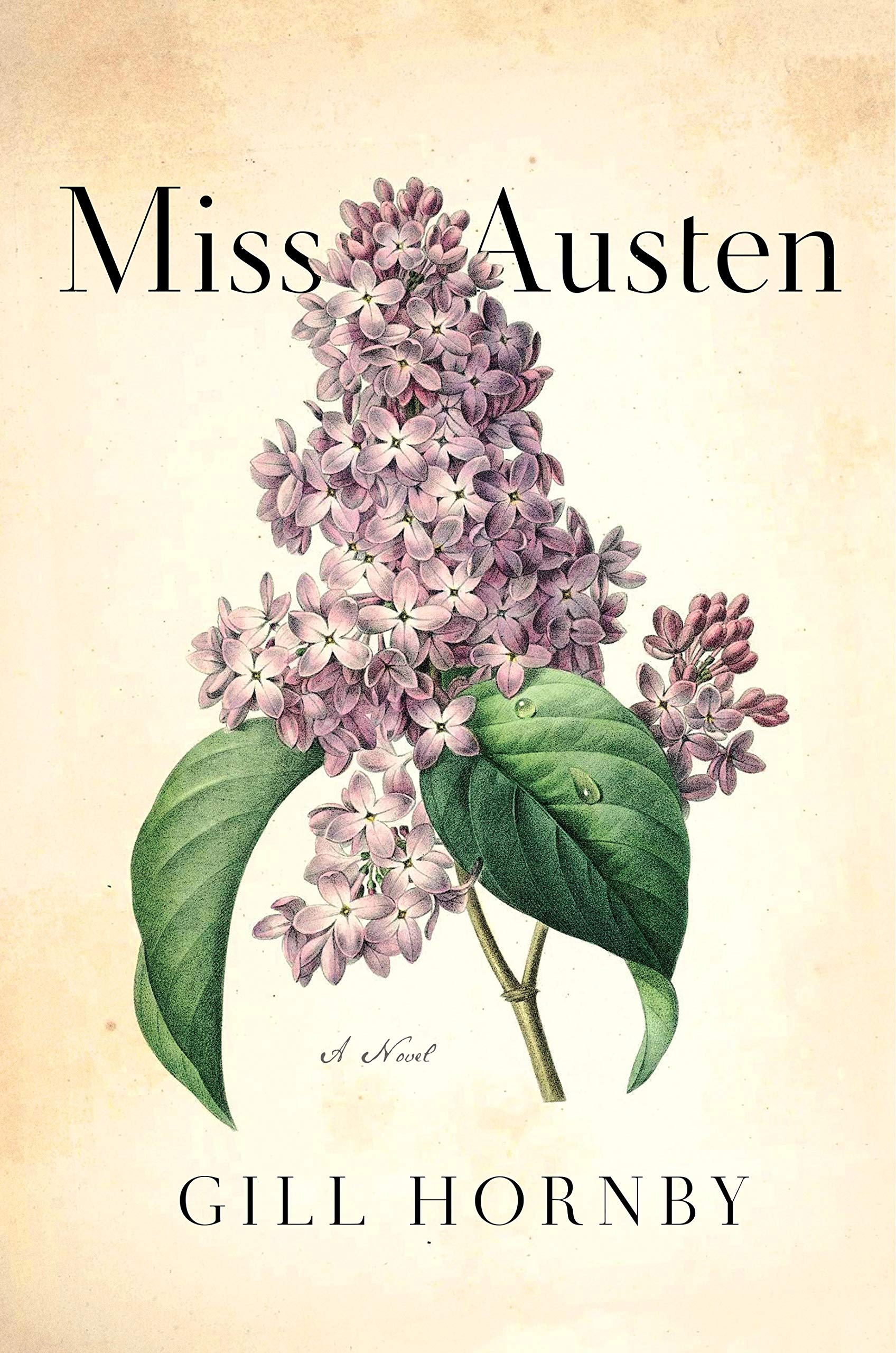 Miss Austen, by Gill Hornby (2020)