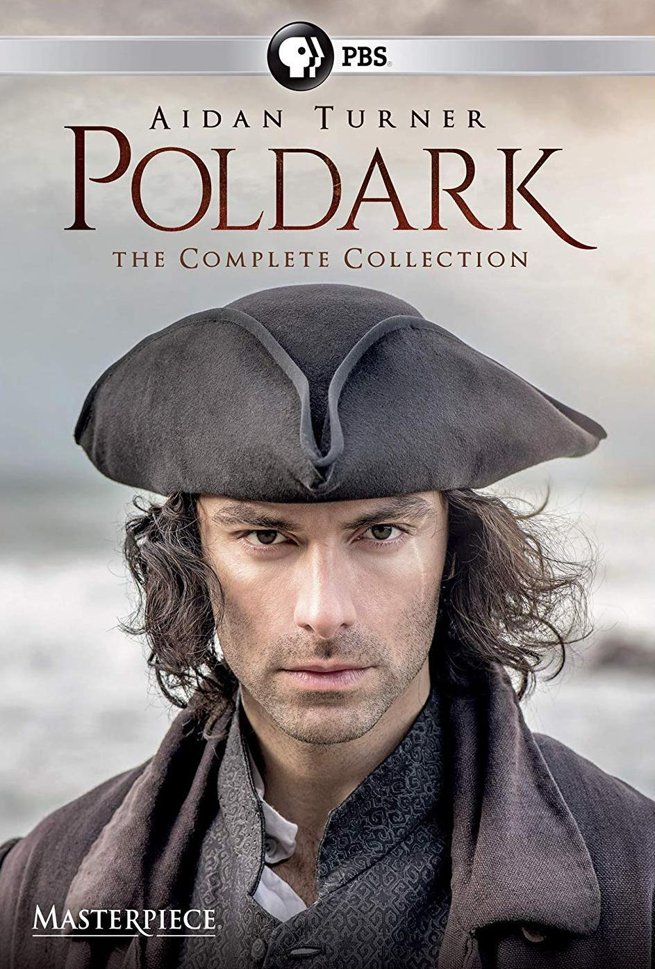 Poldark: The Complete Collection (Seasons 1-5) DVD (2019)