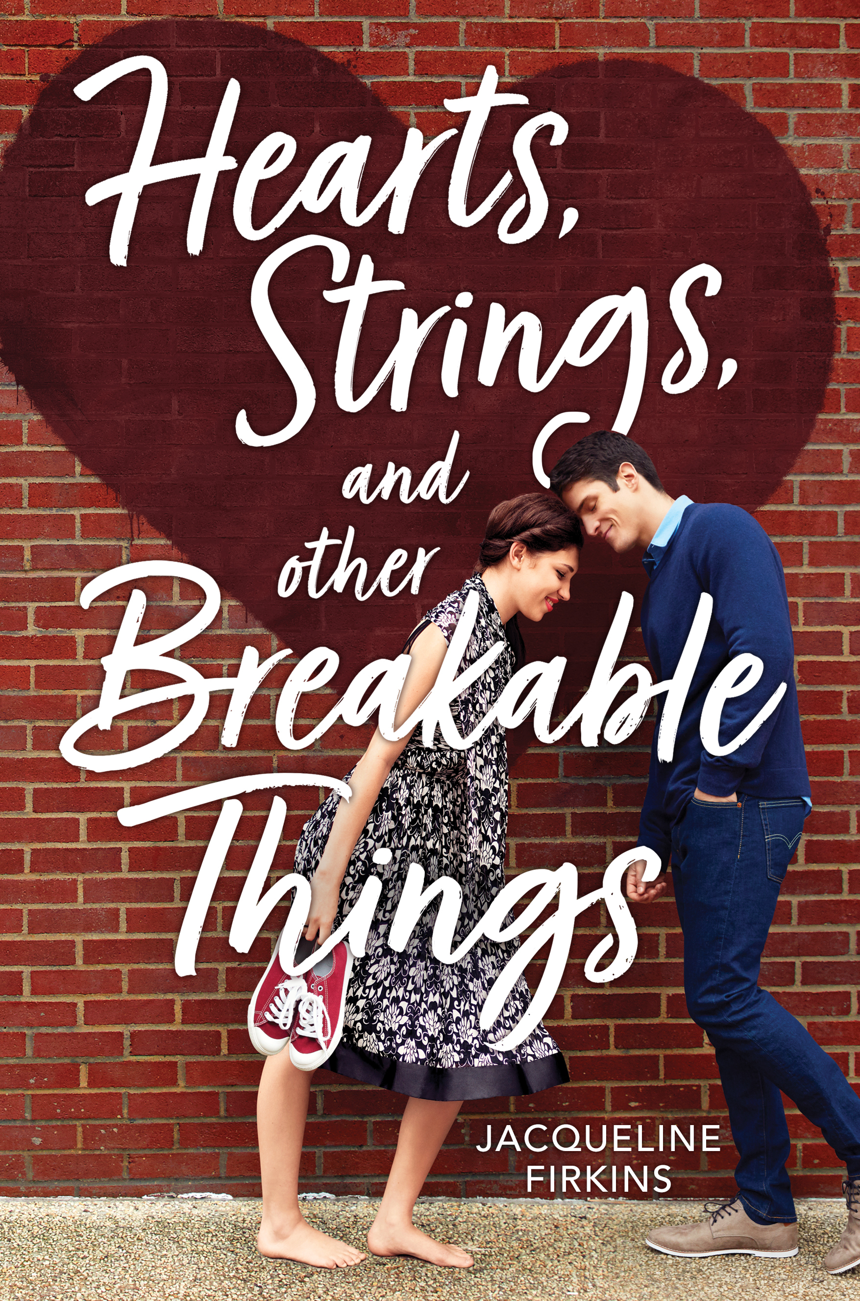 Heartstrings and other Breakable Things, by Jacqueline Firkins (2019)