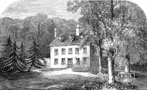 Steventon Rectory, Hampshire