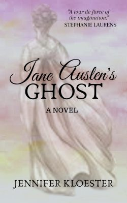 Jane Austen's Ghost, by Jennifer Kloester (2019)