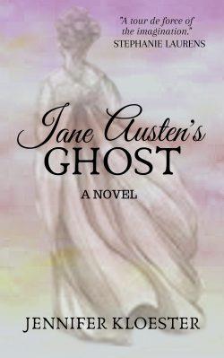 Jane Austen's Ghost, by Jennifer Kloester (2019)