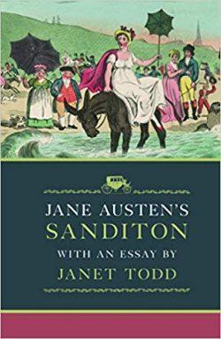 Jane Austen's Sanditon, edited by Janet Todd (2019)