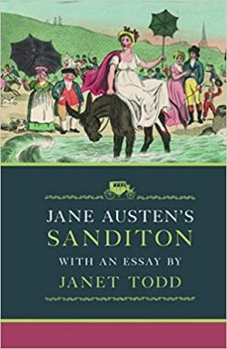 Jane Austen's Sanditon, edited by Janet Todd (2019)