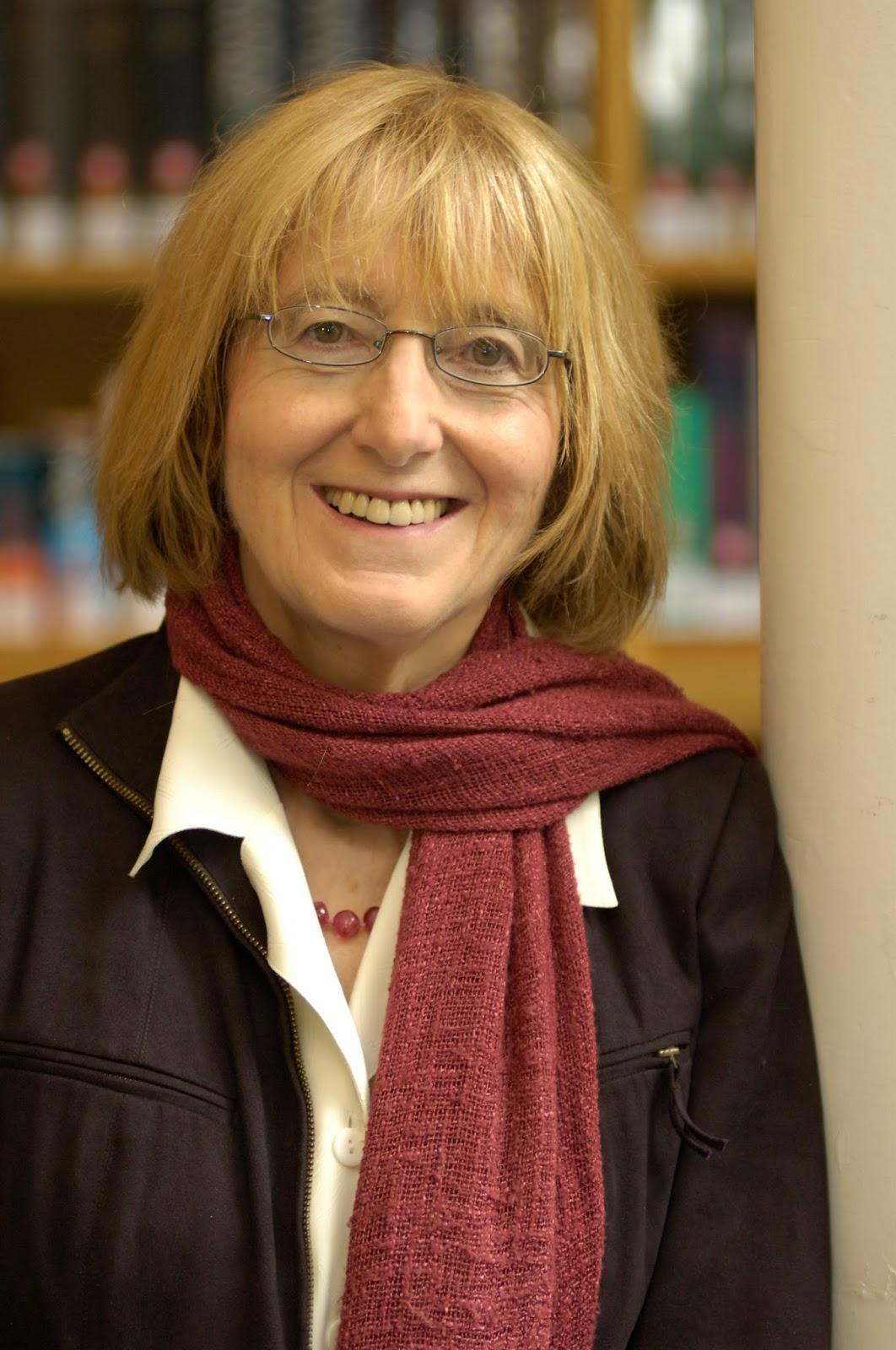 Jane Austen scholar Janet Todd