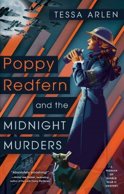 Poppy Redfern and the Midnight Murders, by Tessa Allen (2019)