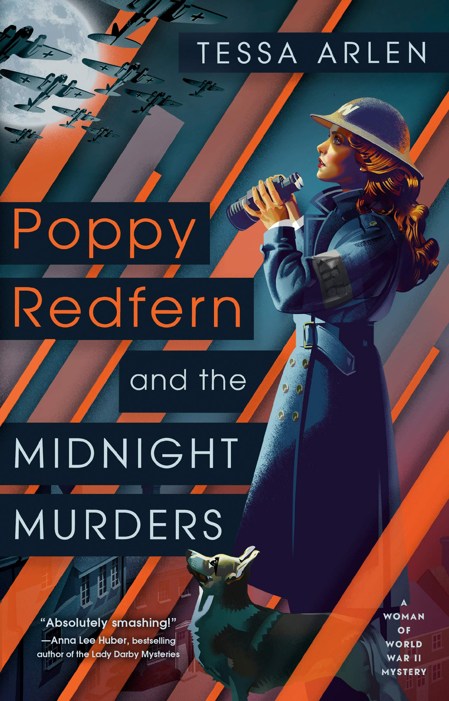 Poppy Redfern and the Midnight Murders by Tessa Allen 2019
