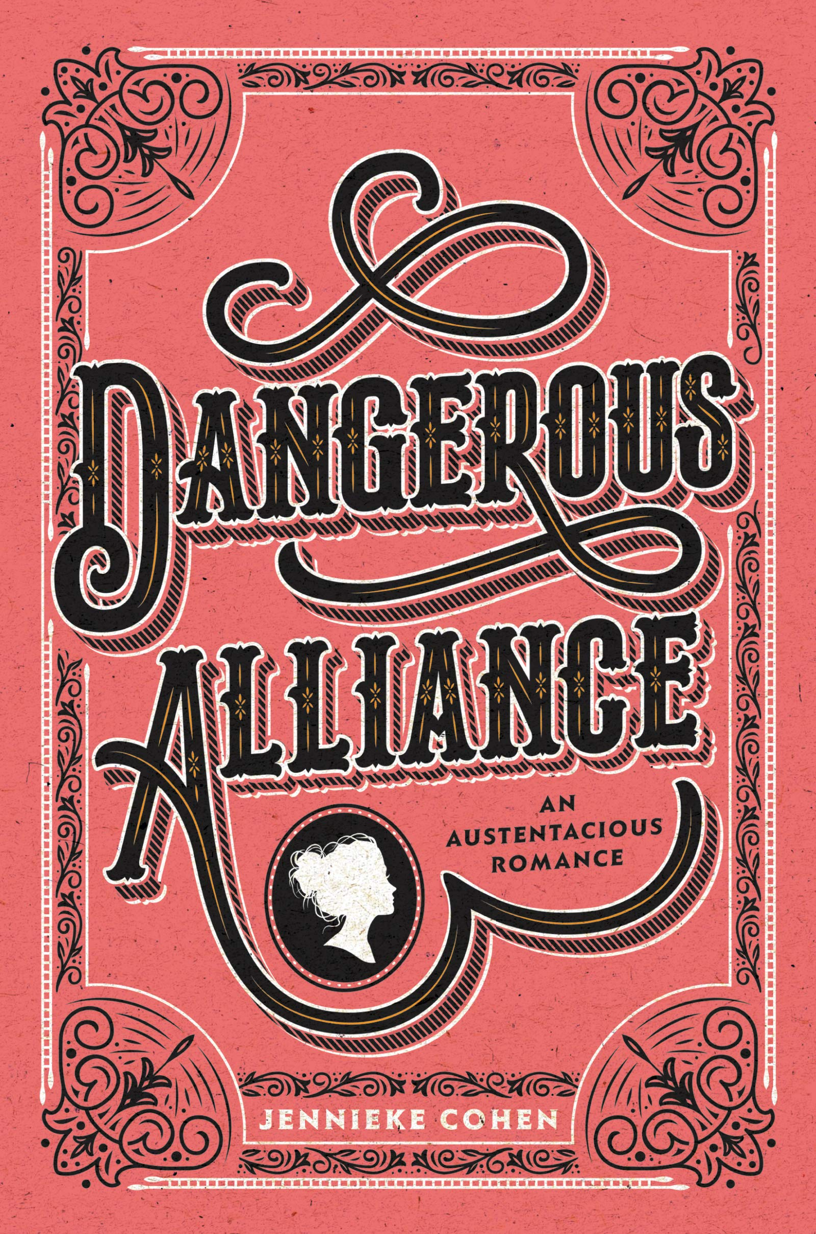 Dangerous Alliance, by Jenniek Cohen (2019)
