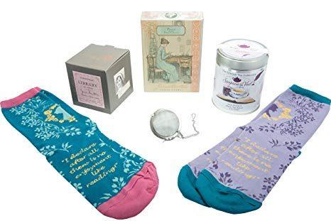 Jane Austen Gift Set Bundle