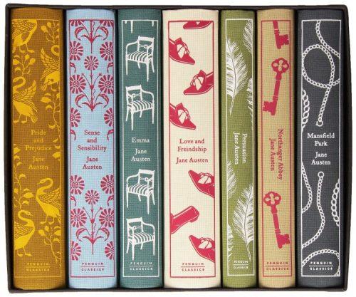 Penguin Classics Clothbound Jane Austen