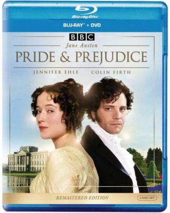 Pride & Prejudice Blu-Ray DVD (2019)