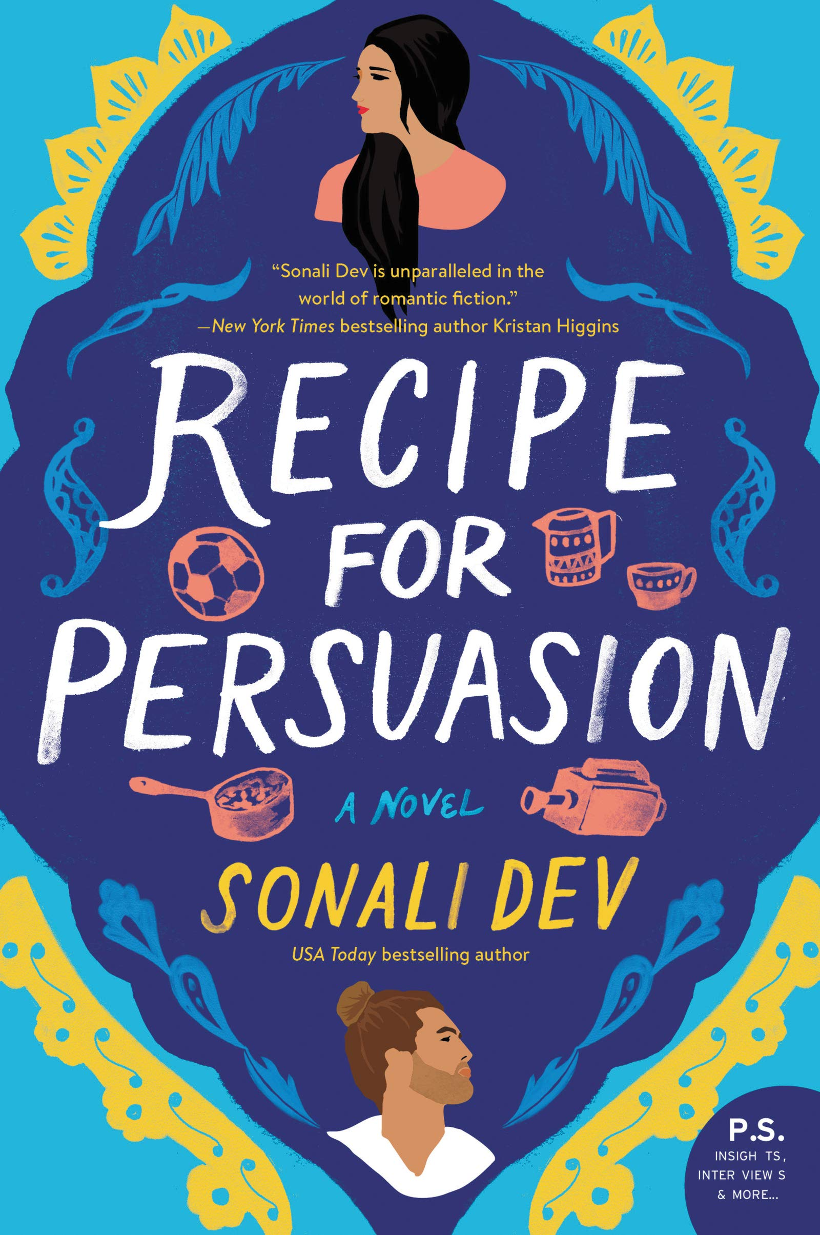 Recipe for Persuasion, by Sonali Dev (2020)