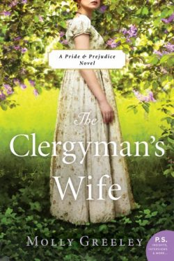 The Clergyman's Wife, by Molly Greeley (2019)