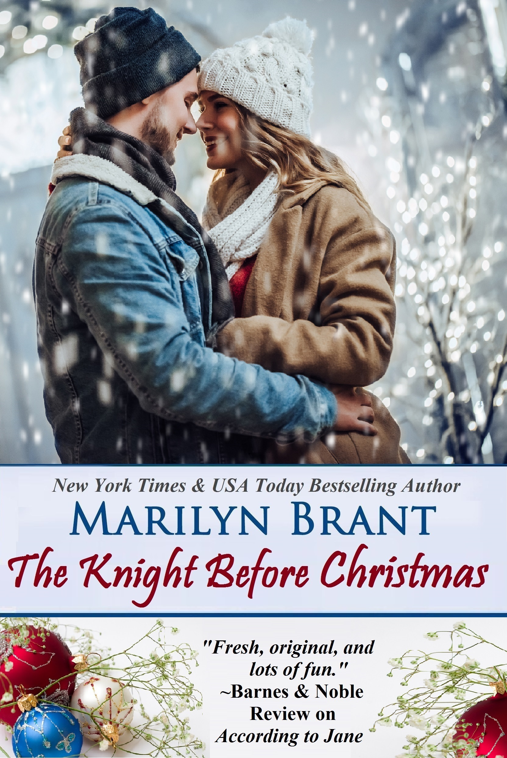 The Knight Before Christmas, by Marilyn Brant (2019)