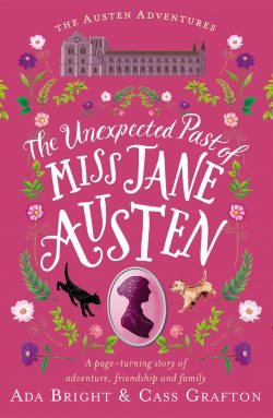 The Unexpected Past of Miss Jane Austen, by Ada Bright and Cass Grafton (2019)