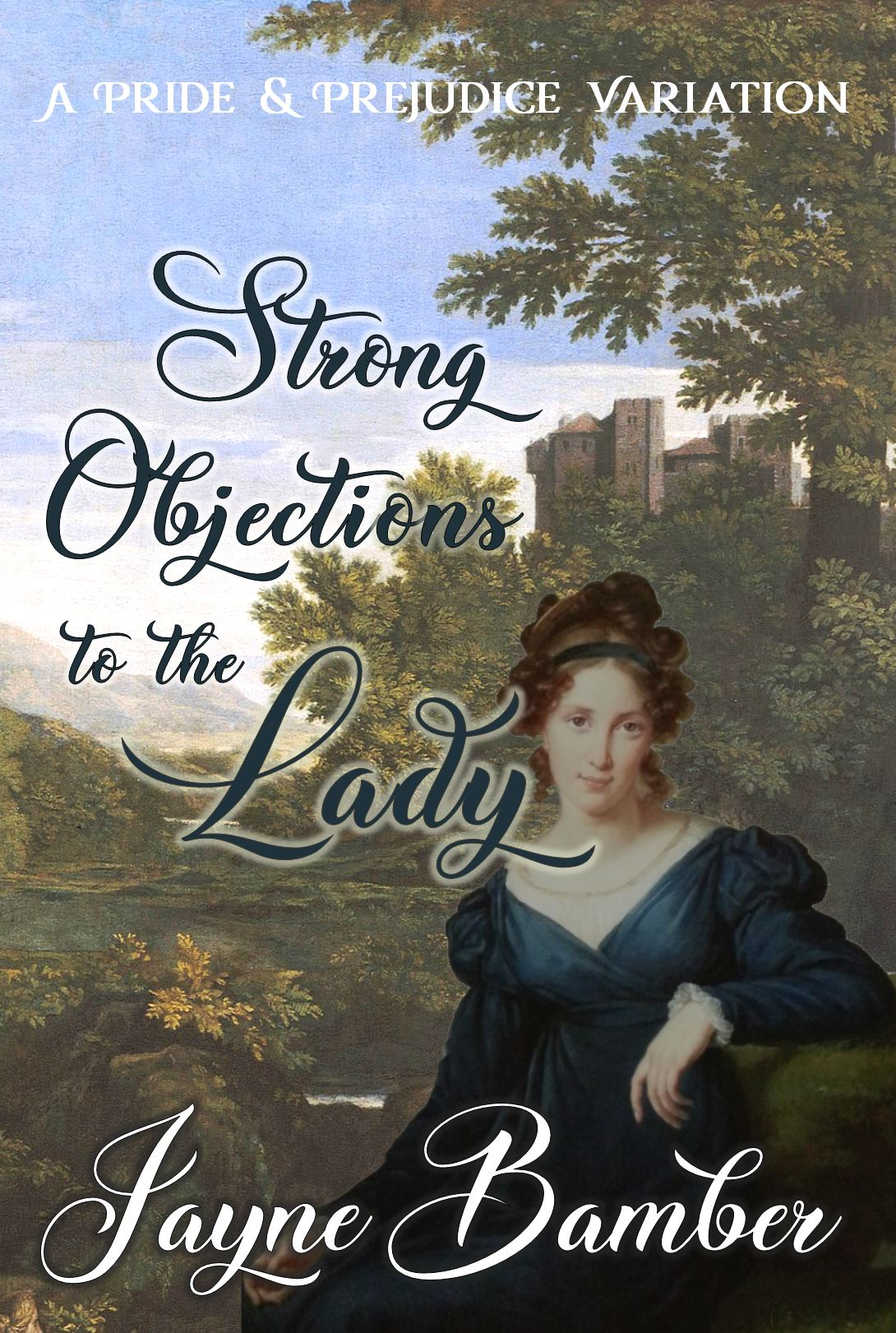 A Strong Objection to the Lady, by Jayen Bamber (2019)
