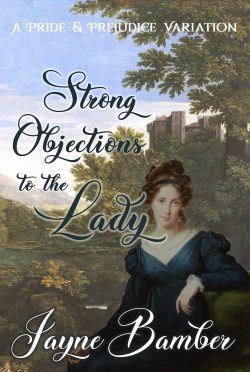 Strong Objection to the Lady, by Jayne Bamber (2019)