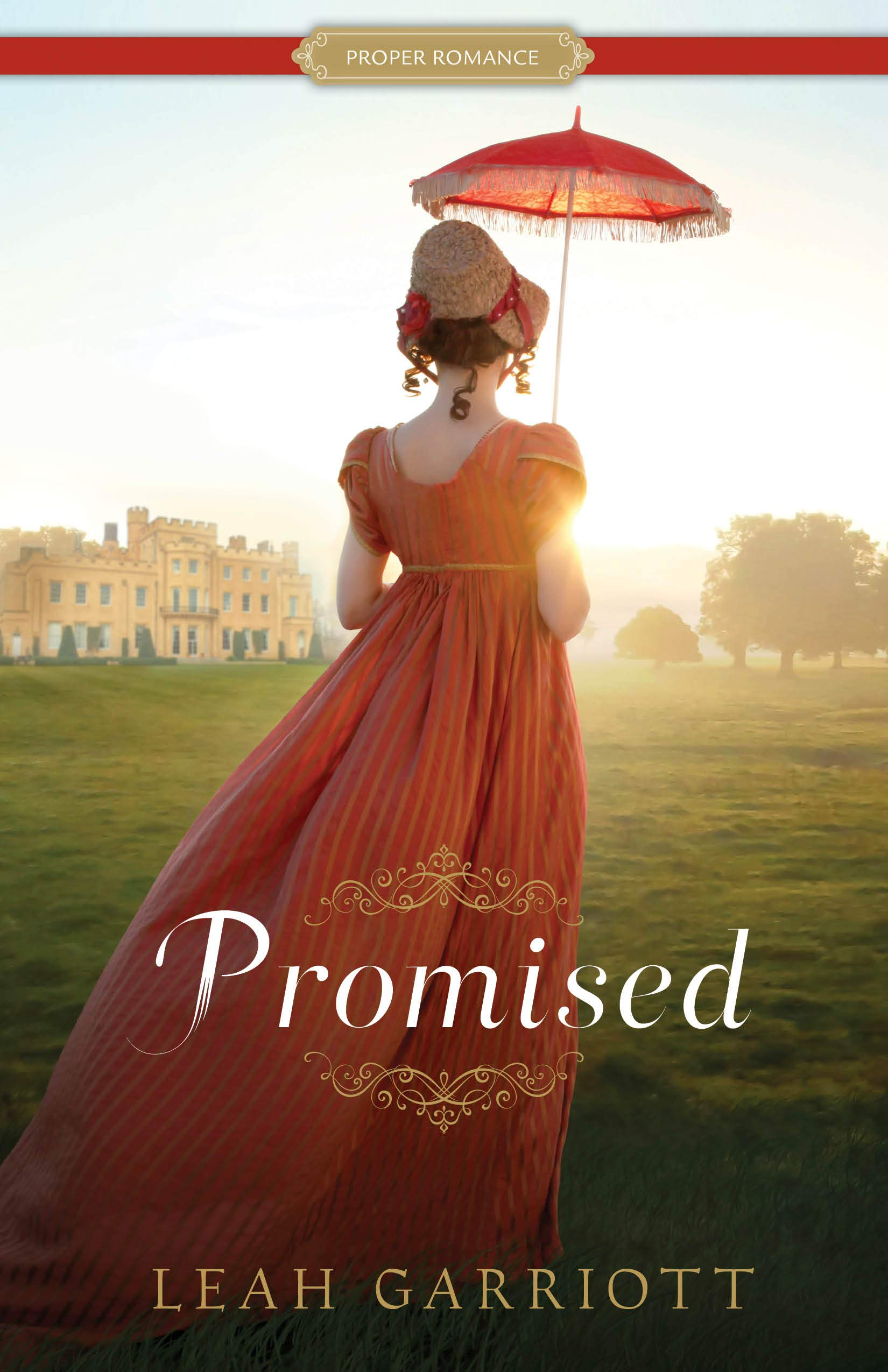Promised, by Leah Garriott (2020)