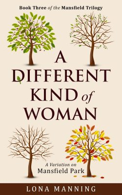 A Different Kind of Woman by Lona Manning 2020