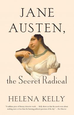 Jane Austen Secret Radical 2018
