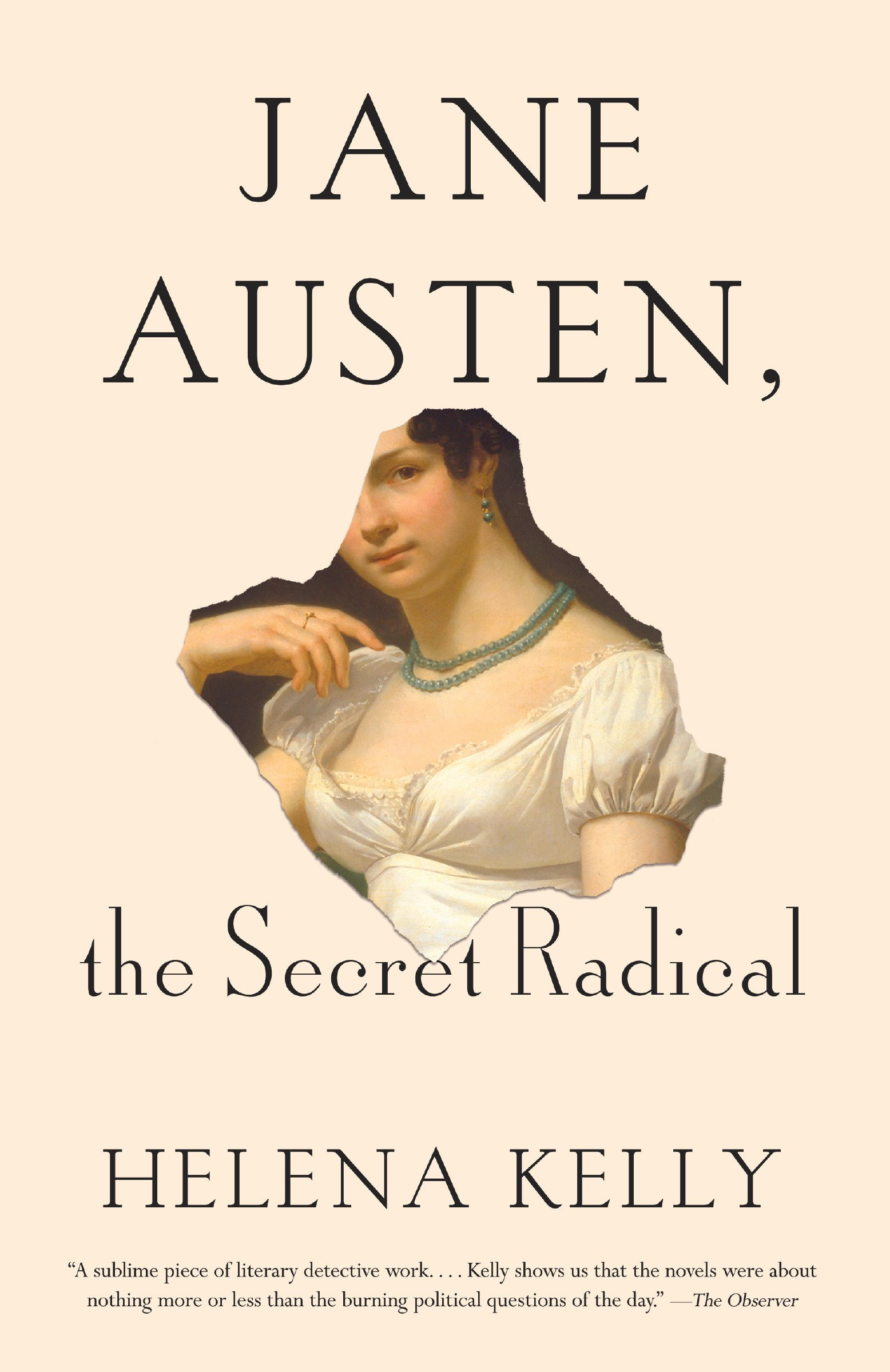 Jane Austen Secret Radical