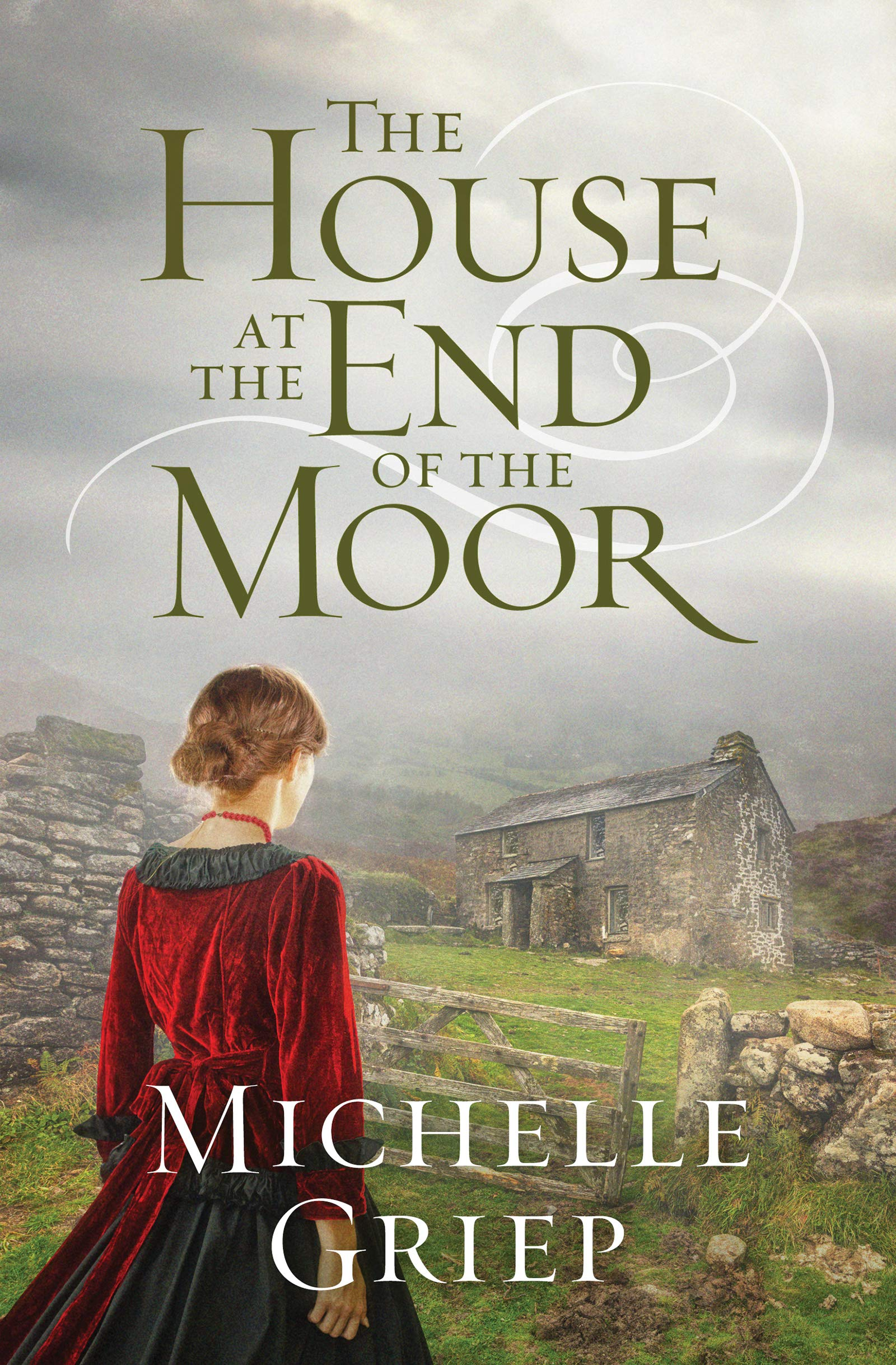 The House at the End of the Moor, by Michelle Griep (2020)