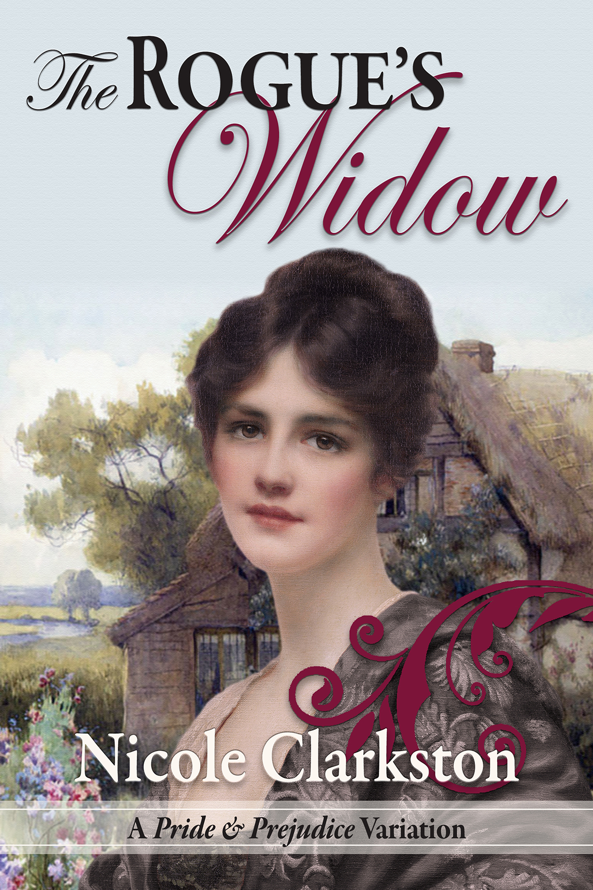 The Rogue's Widow by Nicole Clarkston 2020