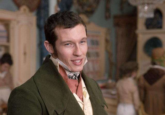 Callum Turner as Frank Churchill, Focus Features © 2020