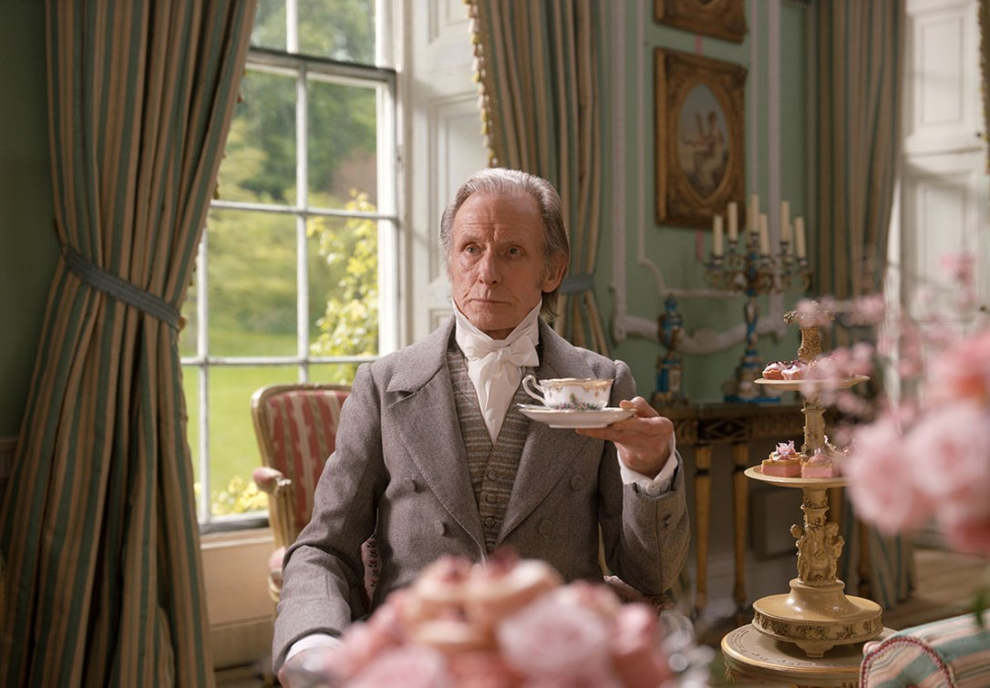 Bill Nighy as Mr. Woodhouse, Focus Features © 2020