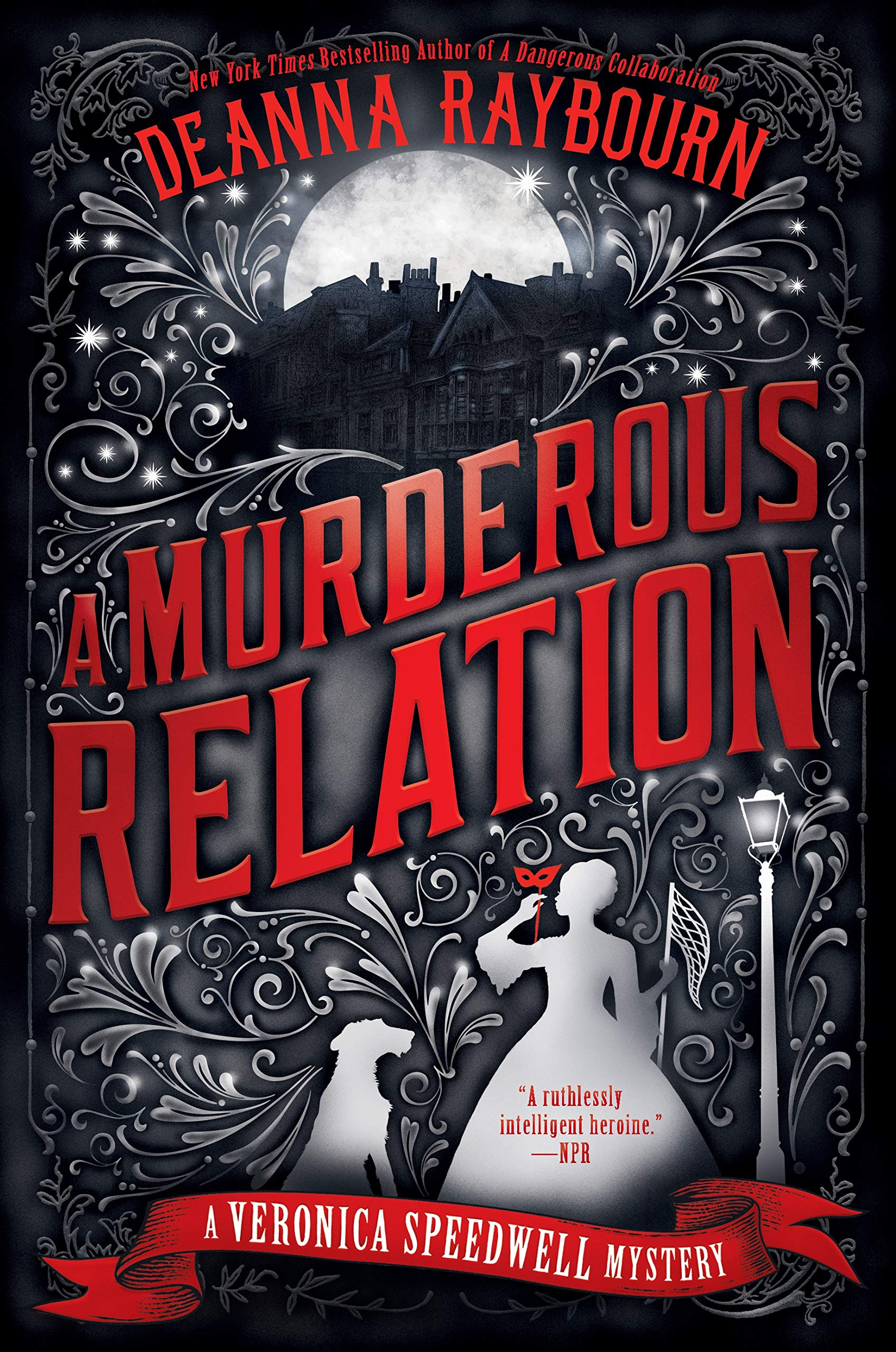 A Murderous Relation by Deanna Raybourn 2020