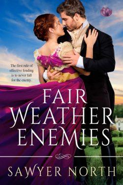 Fair Weather Enemies by Sawyer North 2020