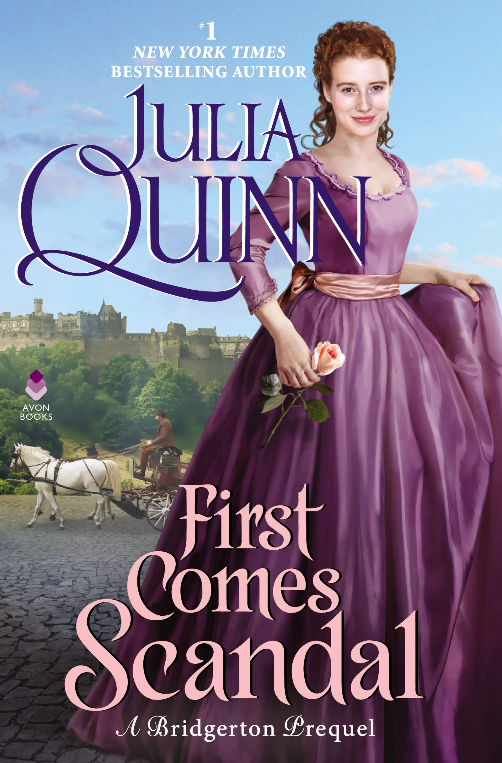 First Comes Scandal by Julia Quinn 2020