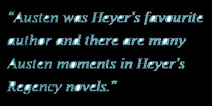Jennifer Kloester quotes on Georgette Heyer 2