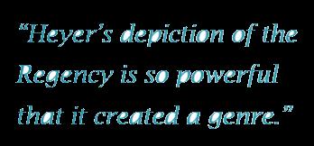 Jennifer Kloester quotes on Georgette Heyer 3