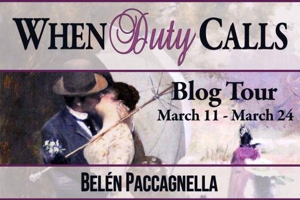 When Duty Call Blog Tour Banner