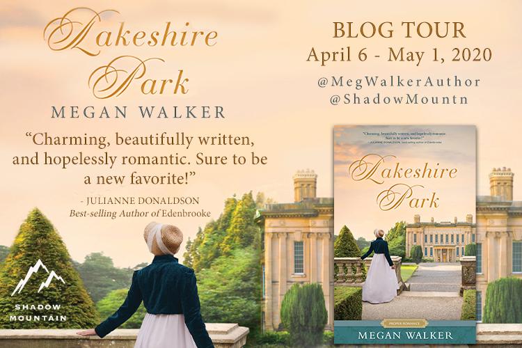 Lakeshire Park Blog Tour Banner