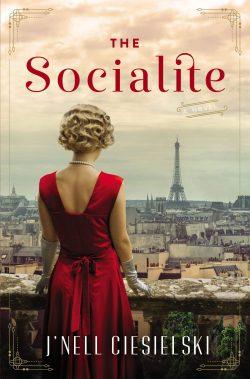 The Socialite by J'Nell Ciesielski 2020