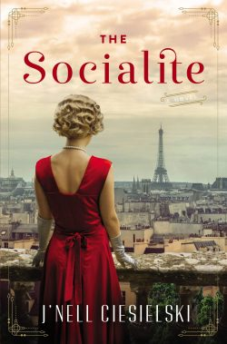 The Socialite by J'Nell Ciesielski 2020