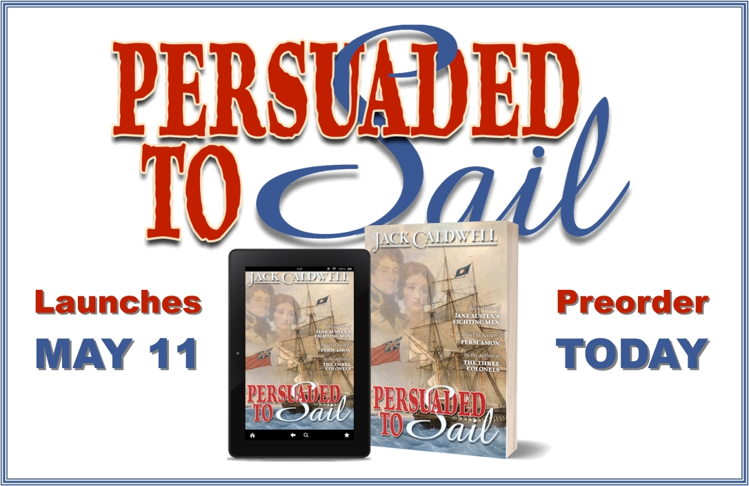 Persuaded to Sail Presale announcement