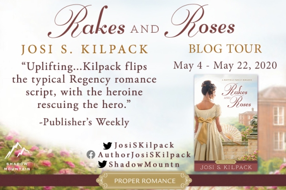 Rakes and Roses blog tour banner